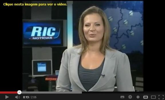 joice hasselmann video guarapuava